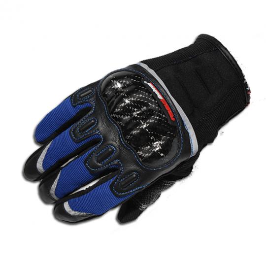 Мото ръкавици с карбонови нишки MAD-03