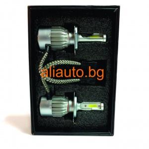 LED крушки С6 - H7