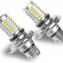 LED крушки H4 - 24V
