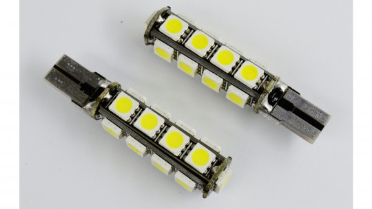 """LED крушки за габарит T10 """"CANBUS"""""""