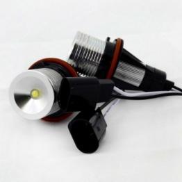 LED aнгелски очи за BMW - 5W