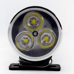 LED дневни светлини с 3 диода