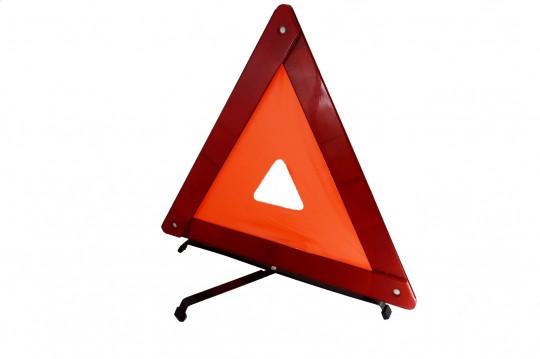 Предупредителен триъгълник – европейски стандарт