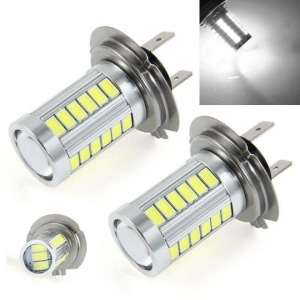 LED крушки H7 - 12V