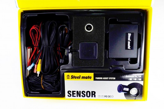 Камера за заден ход   сензори за паркиране SteelMate
