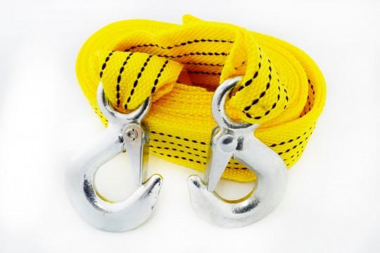 Въже тип колан за теглене – 3 тона