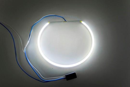 LED ангелски очи – 131 мм.