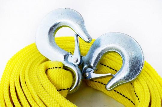 Въже тип колан за теглене – 5 тона