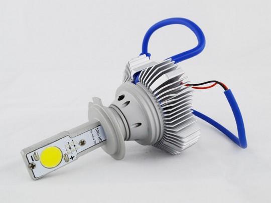 LED система HB4 / 9006 с вграден охладител