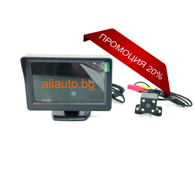 LCD Монитор   Камера за задно виждане