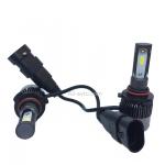 LED диодни крушки за фарове - 9006