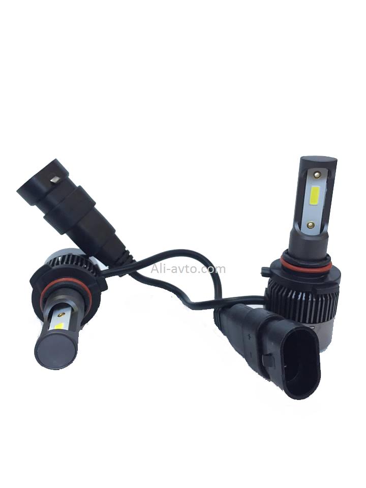LED диодни крушки за фарове – 9006
