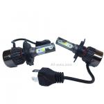 LED диодни крушки за фарове - H4