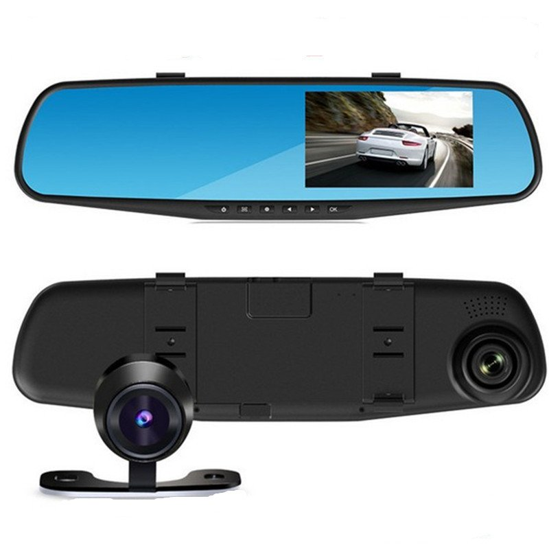 DVR Камера за кола огледало