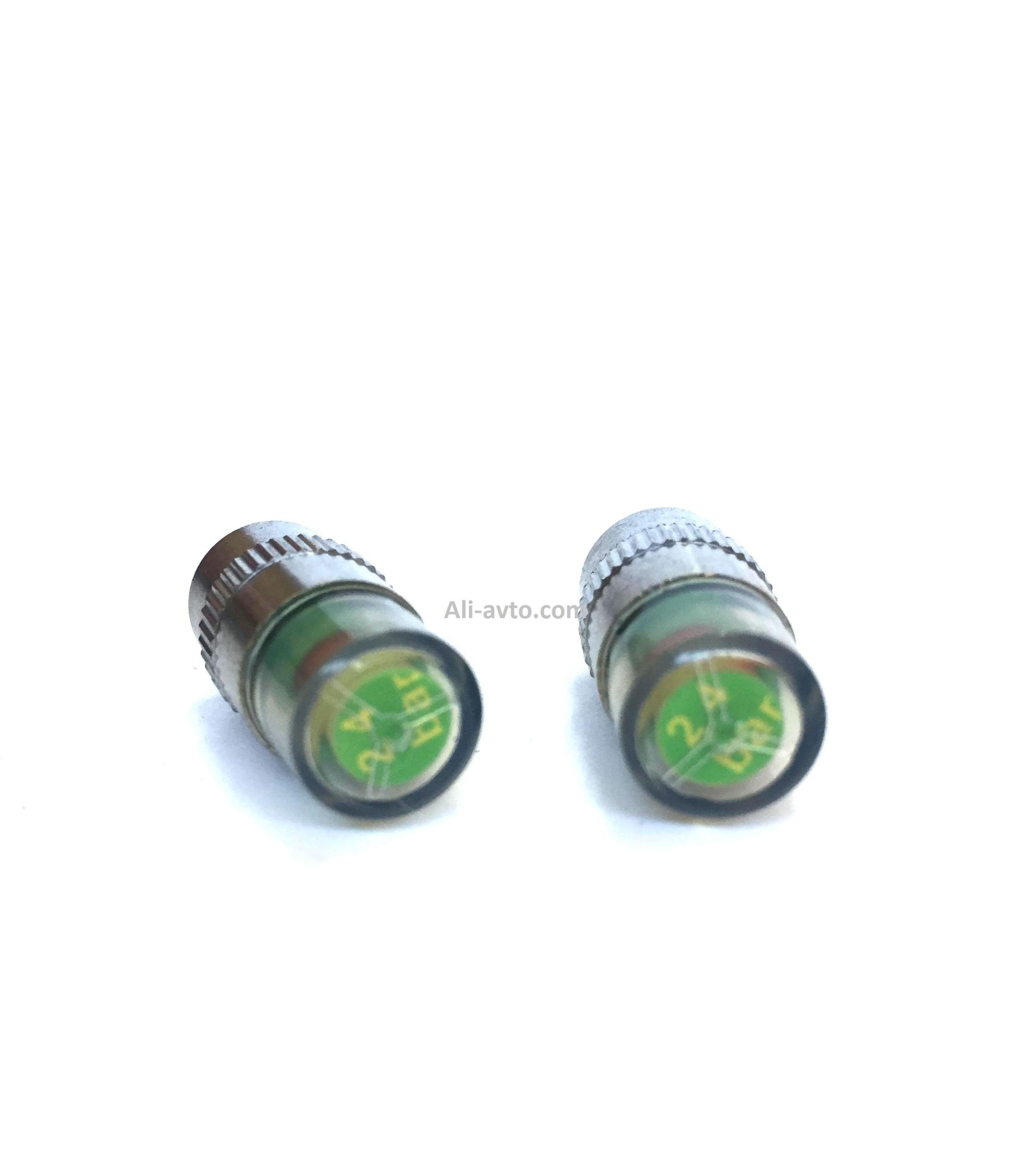 Капачки за вентили със сензори за налягането