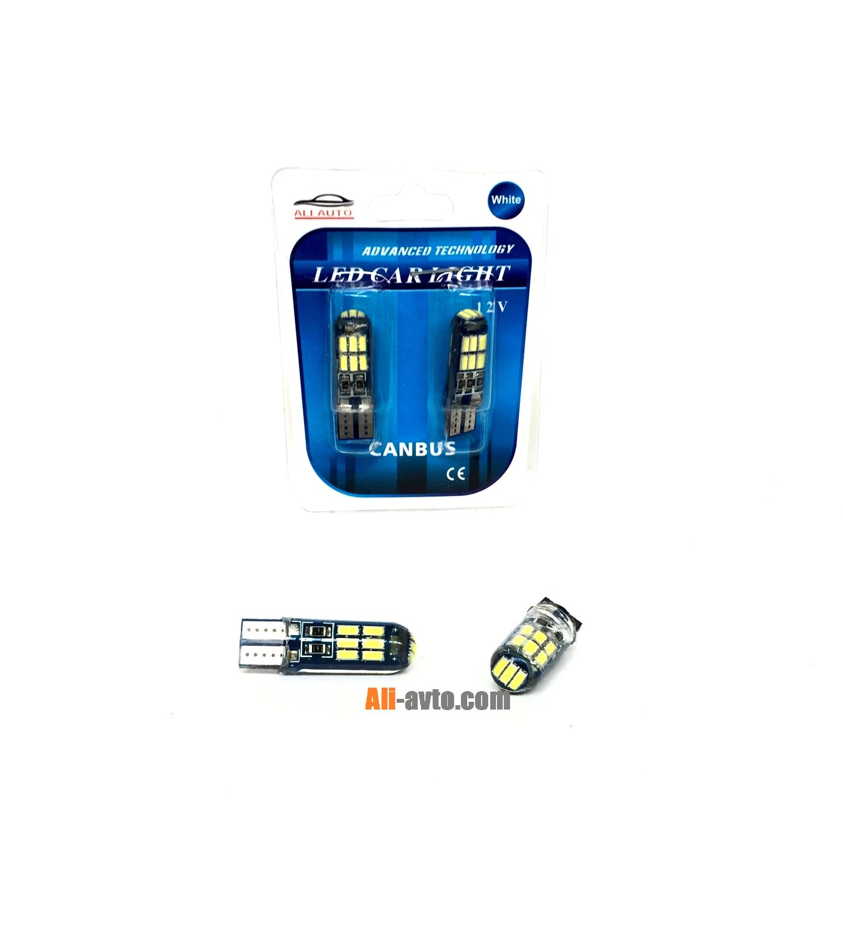"""LED крушки """"CANBUS"""" – 15 диода"""