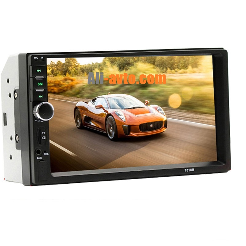 MP5 Player 7 инча touchscreen и мултимедия за кола