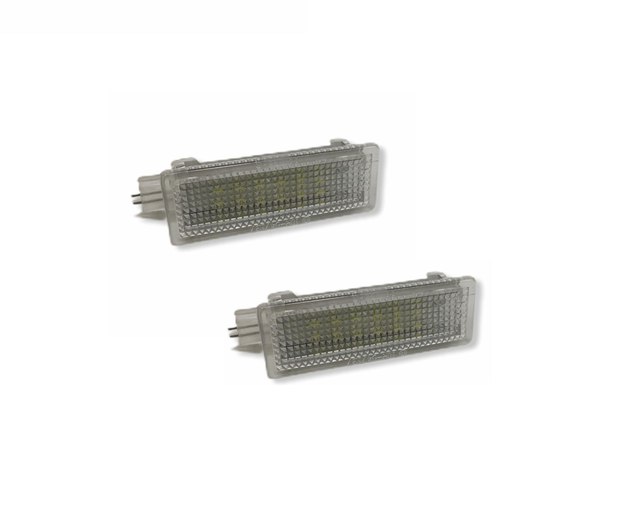 LED плафони за осветление под вратите за BMW