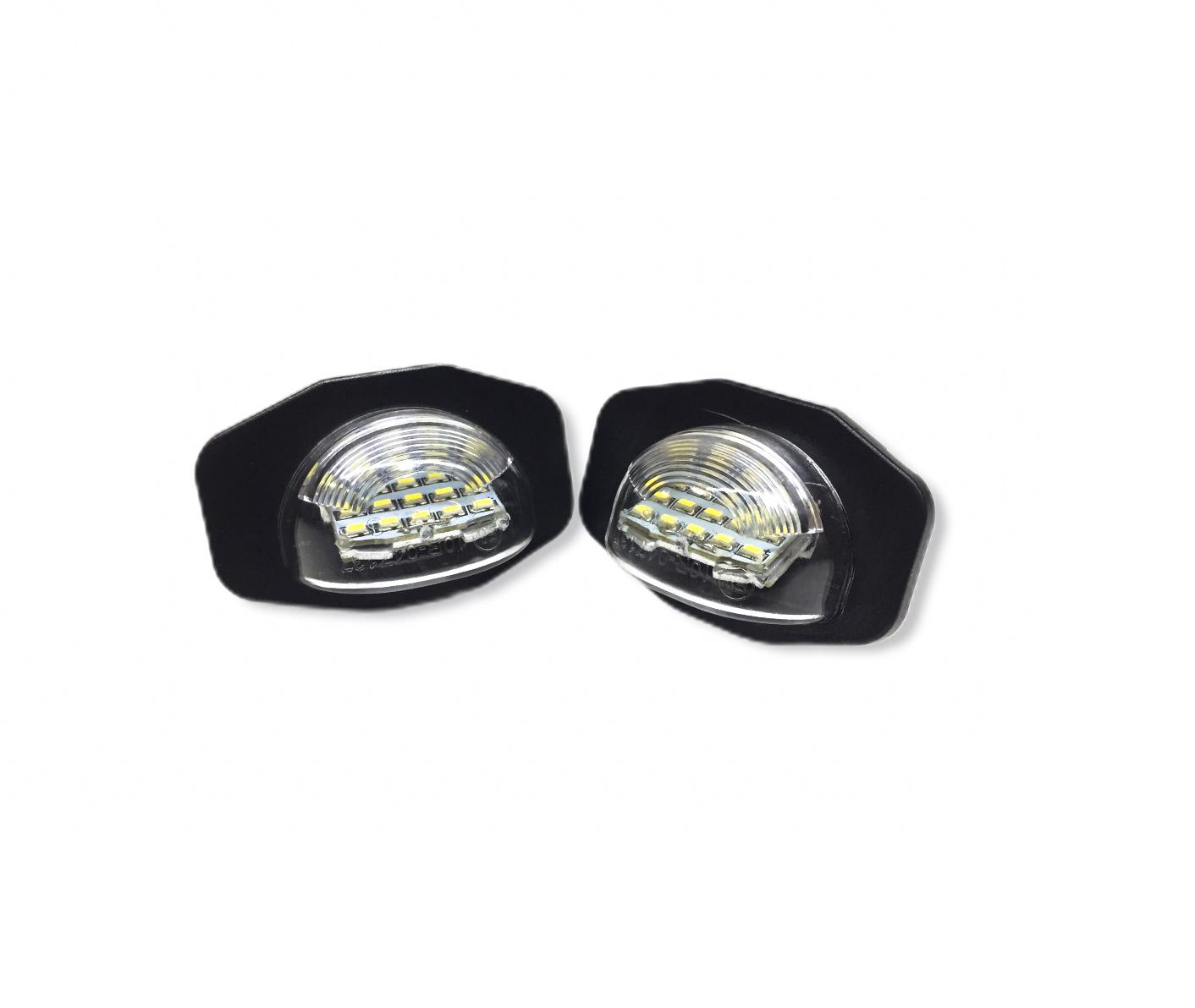 LED плафони за заден номер за Toyota – Модел 1