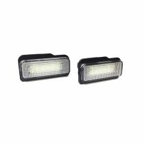 LED плафони за заден номер за Mercedes benz