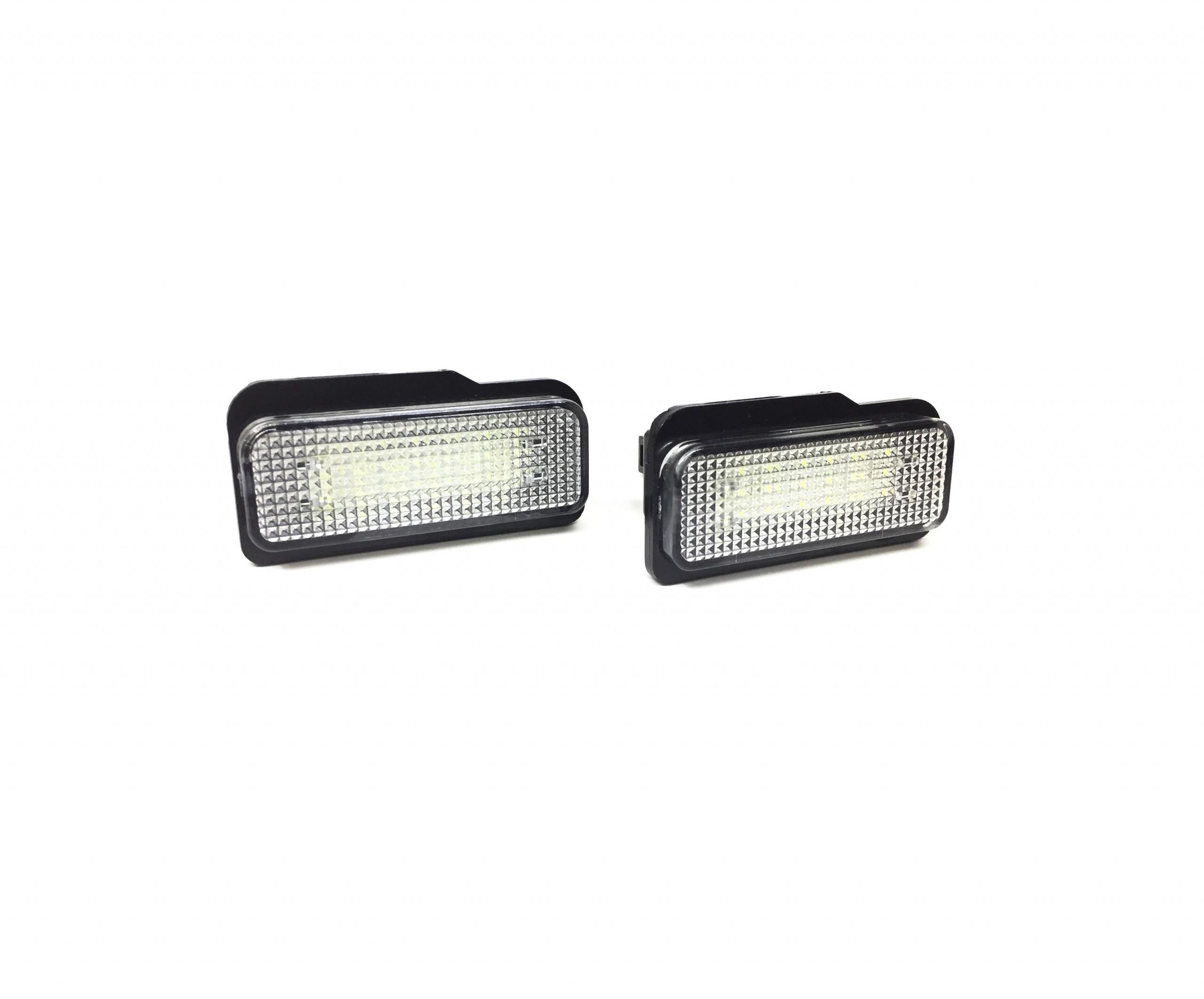 LED плафони за заден номер за Mercedes benz – Модел 1