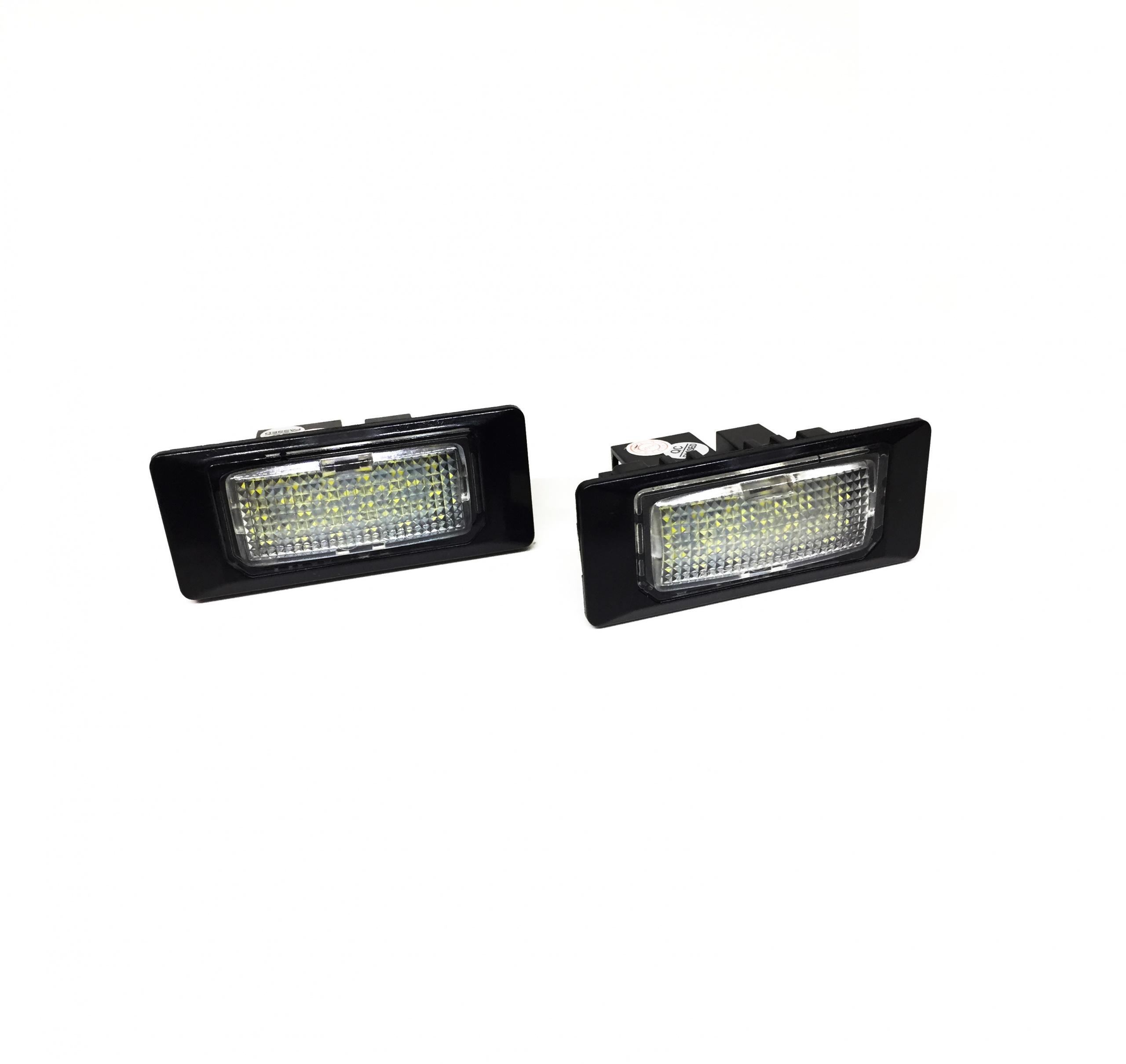 LED плафони за заден номер за Audi и Volkswagen