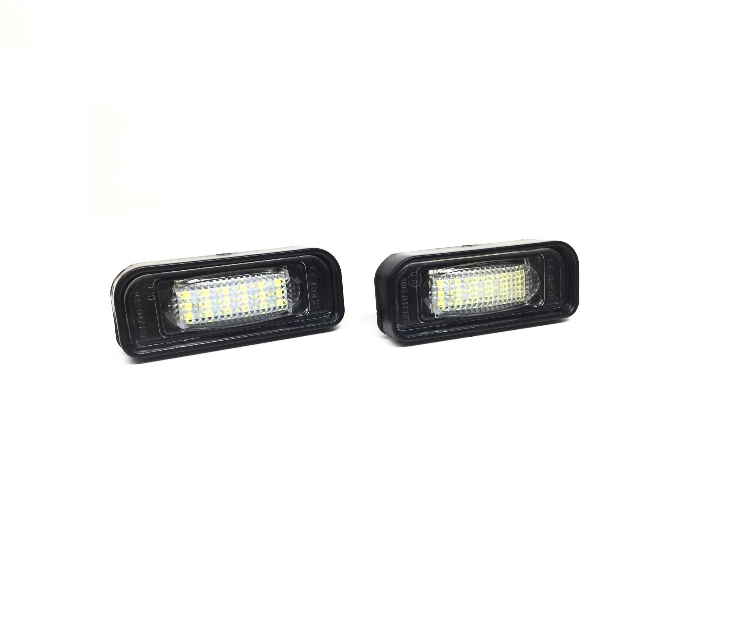 LED плафони за заден номер за Mercedes benz – Модел 2