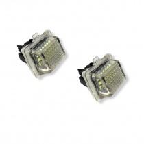 """LED плафони за интериор """"CANBUS"""" за MERCEDES BENZ"""