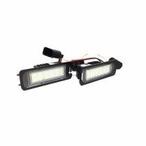 LED плафони за заден номер за Volkswagen