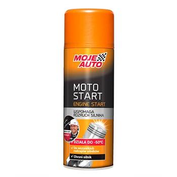 Спрей Стартер на двигателя MOTO START 400 мл.