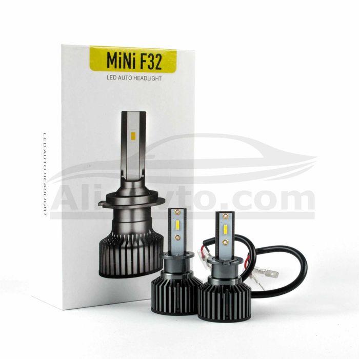 Лед крушки F32 MINI- Н3 за фарове 12V – 2 бр.