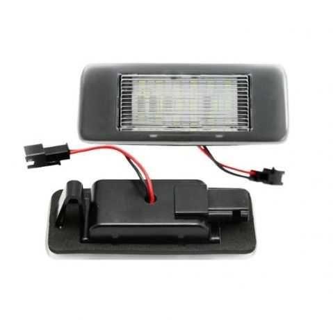 Плафони LED 3319-4 за регистрационен номер OPEL-ASTRA,VECTRA,ZAFIRA