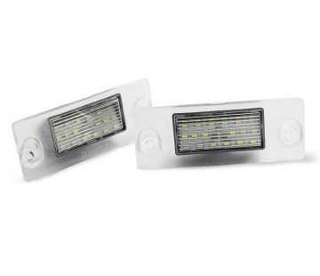 Плафони LED 3319-3  за регистрационен номер Audi A4 B5/ A3 8L