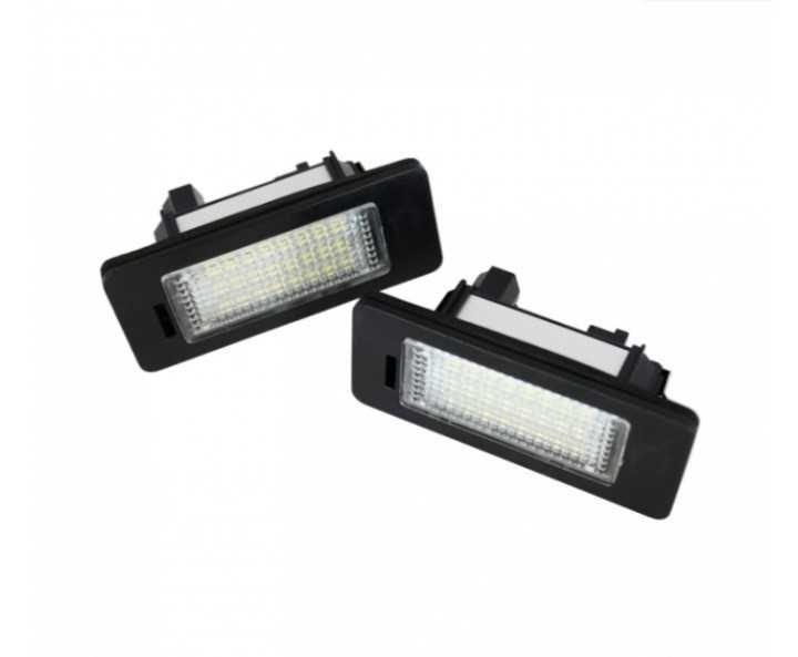Плафони LED 3319-2 за регистрационен номер BMW 1/3/4/5/Х1/Х3/Х5/Х6