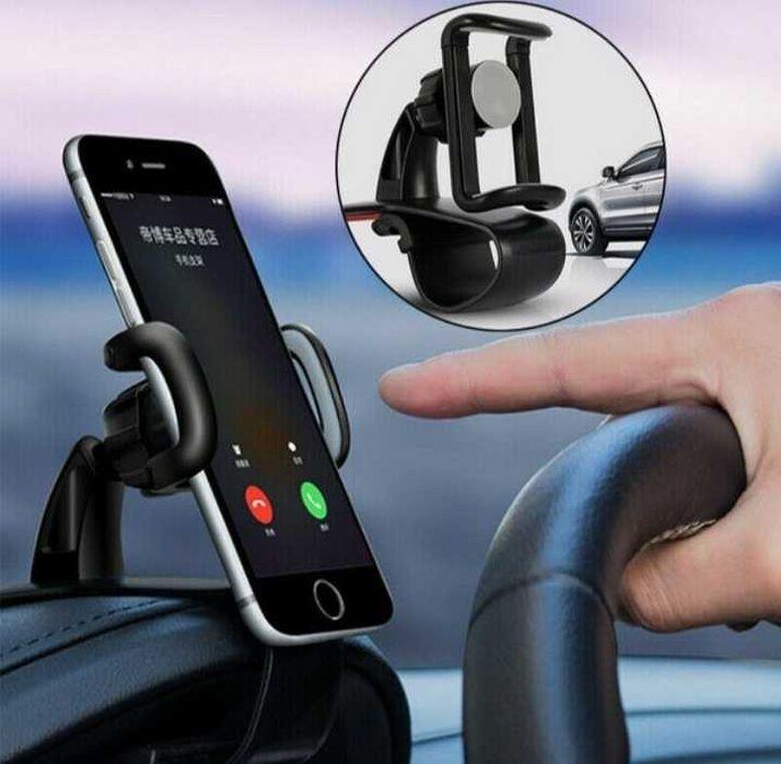 Стойка за Телефон за Табло на Автомобил